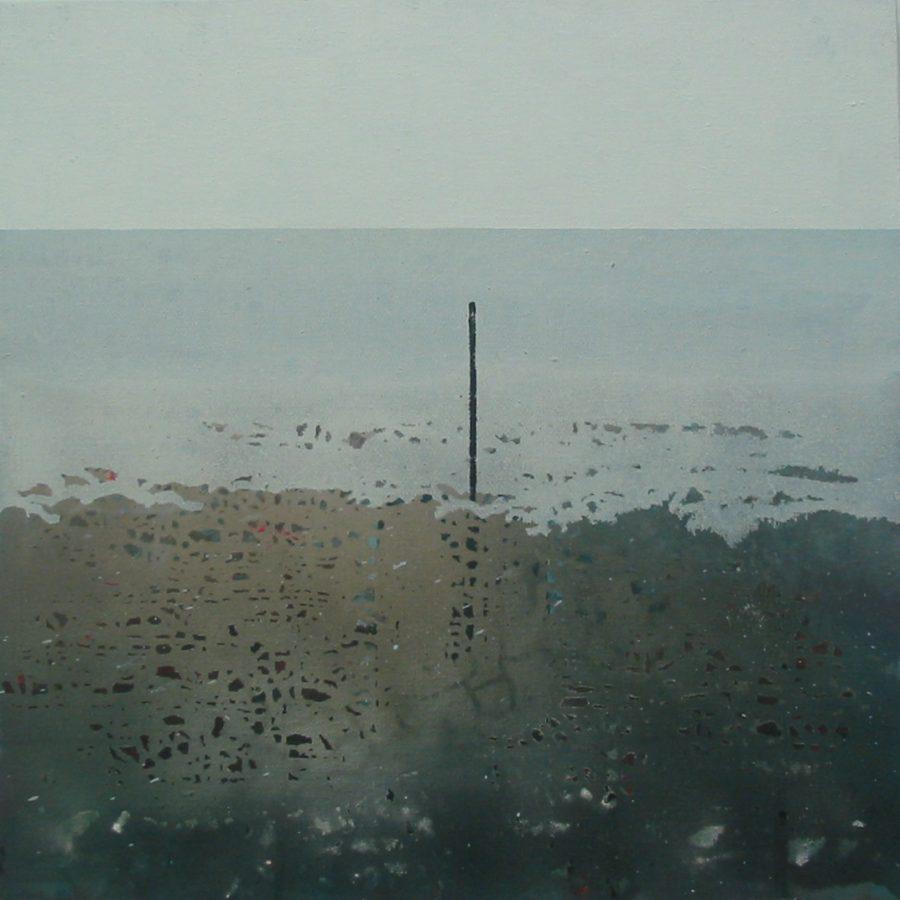 Blackwater 2008, 51x51cm