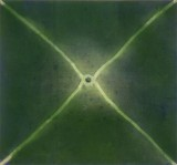 Crossroad 1995, 122 x 132cm