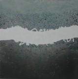 Osea 21 2001, 91 x 91cm