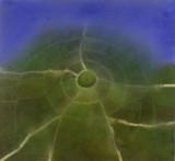 Sanctuary 1994, 168 x 183cm
