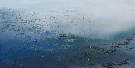 Aquaterra 3, 2012, 91x183cm