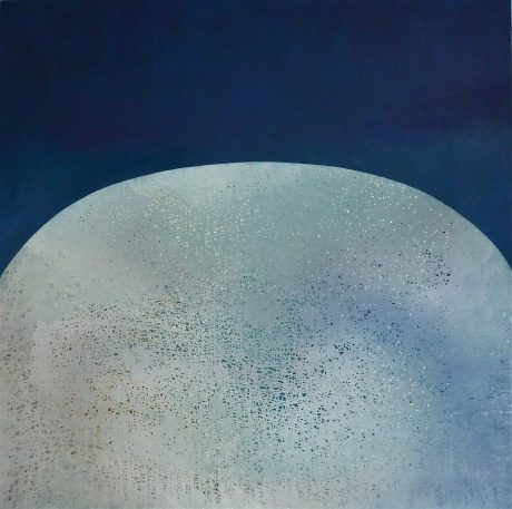 Stardust 2010, 183x183cm